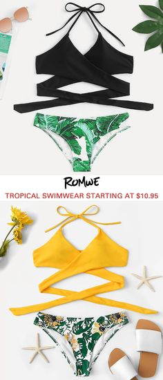 Shop online for the latest collection of Tropical Swimwear. Dressy Fall Outfits, Classy Outfits For Women, Layering Outfits, Hot Outfits, Fashion Outfits, Clothes For Women, Camel Pants Outfit, Cute Bathing Suits, Latest Street Fashion