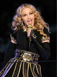 Loved the halftime show w/ Madonna, Nicki, Cee Lo and others!