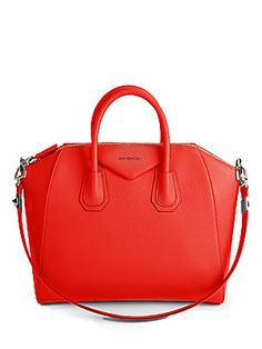 d1192d98185a Givenchy - Antigona Small Leather Satchel. Givenchy AntigonaGivenchy  BagsCanvas ...