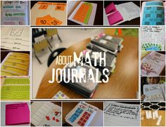 About Math Journals