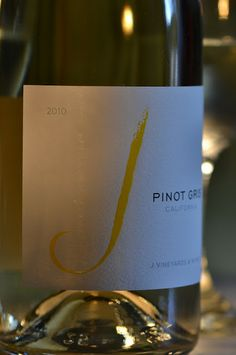 wine to try: J Pinot Gris (New Hampshire Wine-man)