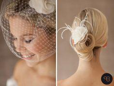 Elegant and beautiful hair accessories. Photo: Birgit Hart