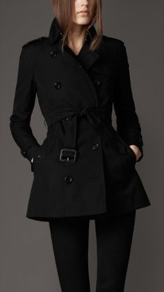 Burberry raincoat!! Must have!