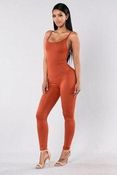 Slim Streetwear Jumpsuit