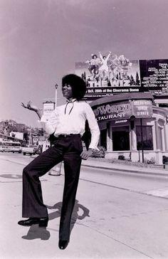 Michael Jackson - The Wiz 1970s