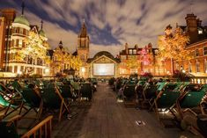 A Londoner's guide to the best, family-friendly open air cinema in London. Luna Cinema, Cinema Uk, Cinema Movies, Movies In London, Cinemas In London, Outdoor Cinema, British Summer, Things To Do In London, London Bridge