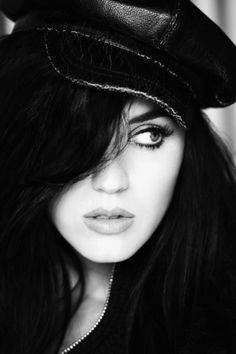 Katy Perry looking dark and dangerous!! Perfect for my coven!!