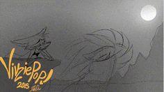 Sneak peek of Viviziepop's next animated music video featuring JJ (animation, gif, vivziepop)
