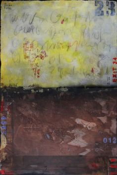 "Saatchi Art Artist Ati Sedgwick; Painting, ""NYC Autumn"" #art"