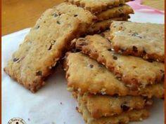 Biscuits secs énergie