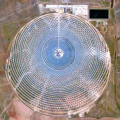 The Real Unrealness of the Overview Effect | Gemasolar Solar Concentrator | FATHOM