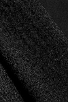 Sonia Rykiel - Crepe Mini Dress - Black - FR36