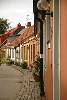 Ystad, Sweden. In the footsteps of Kurt Wallander.