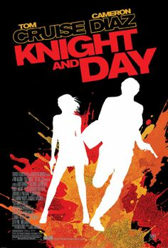 """Knight and Day One of my absolute favorite """"Keepers""""--for fun, for tongue-in-cheek perspective of super-agent films, for the fabulous acting by Cruise and Cameron, and for the unforgettable line with high-low hand gesture: """"With me, without me."""""""
