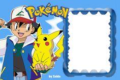 Resultado de imagem para convite de pokemon diferente