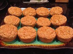 17 Day Diet Gal - Apple Flax protien muffins - C1