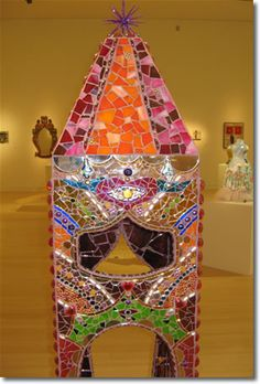 mosaic art source - sama - mosaic arts international 2007 - mesa, arizona