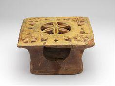 foot stove, Anonymous, 1604 | Museum Boijmans Van Beuningen