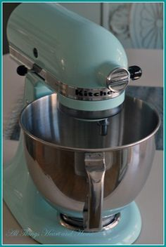 Two Things | Pinterest | Kitchenaid Stand Mixer, Kitchenaid Mixer And Stand  Mixers