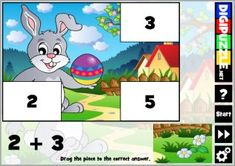 Easter Math Puzzles | Digipuzzle.net Easter Puzzles, Maths Puzzles, Easter Games, Family Guy, Kids, Fictional Characters, Young Children, Boys, Math Puzzles Brain Teasers