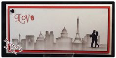 Stamps and Paris mask from Claritystamp...