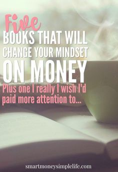 Start your personal finance education now - Five books that will change your mindset on money