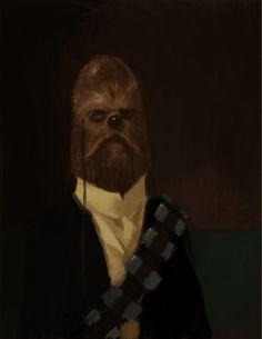 Star Wars Victorian Style #fanart #starwars