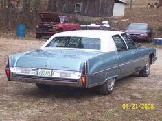 1973 Cadillac Fleetwood Sedan
