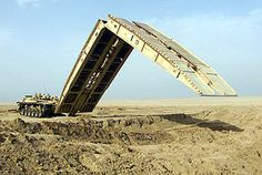 Armoured vehicle-launched bridge - Wikipedia, the free encyclopedia