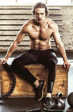 Outlander Sam Heughan for Health's Men SA Sam Heughan Outlander, James Fraser Outlander, Outlander Casting, Outlander Tv Series, Sam Hueghan, Sam And Cait, Actrices Blondes, Looks Party, Prince Charmant