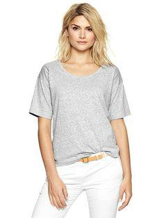 Gap Woven-back T-shirt $16.17