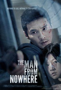 The Man from Nowhere (2010) (4 of 5) so tenses !! hate it but like this movie. high rate for Won Bin's act.. this kind of his role that make me want to try act.. (////_////) #ThumbsUp