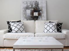 Coconut White: Kyselyä tyynyistä!