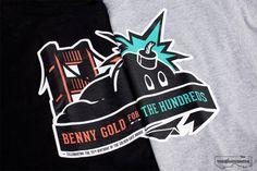 The Hundreds x Benny Gold Johnson Low