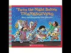 Twas the Night Before Thanksgiving - Stories for Kids