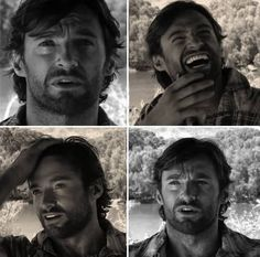 Hugh Jackman. And then I died.