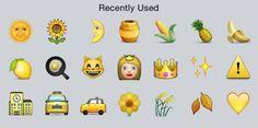 pinterest: @kyraeobl Yoosung Kim, Emoji Combinations, Yellow Submarine, Big Hero 6, Mystic Messenger, Happy Colors, Mellow Yellow, Rwby, Rainbow Colors
