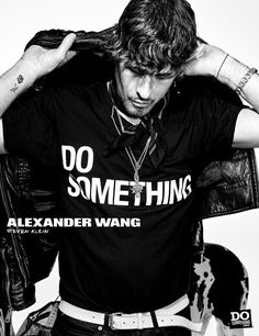 Kate Moss, Kim Kardashian, and More Pose For Alexander Wang's Massive Campaign: Being named the most successful designer of your generation is a formidable title, but for Alexander Wang, the accolades are well deserved.
