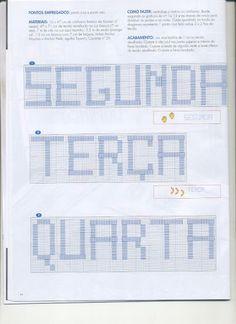 Alfabetos em Hardanger ( 5 tipos) - ANA - Álbuns da web do Picasa