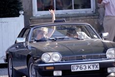 At one point, Princess Diana owned two Jaguars—her official sedan, and her personal XJS sports car. Diana caused a controversy in 1992, when she sold her XJS and took possession of a Mercedes-Benz 500SL—becoming the first member of the royal family to drive a non-British car.