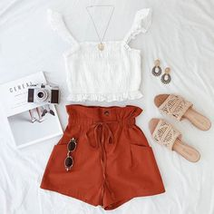 Ginger Shorts