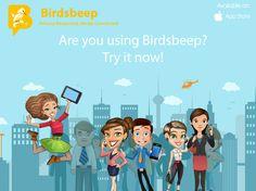 Are you #BirdsBeep User?