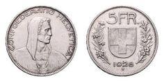Peter Rapp AG - Internationale Briefmarkenauktionen - Spitzenergebnisse 2014 /     Schweiz Eidgenossenschaft. 5 Franken 1928 B. Verkaufspreis*: CHF 8'784.–