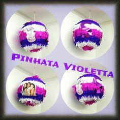 Pinhata Violetta