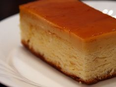 OMG! Custard Cake or Leche Flan Cake?! Gotta try this....Yummy:p