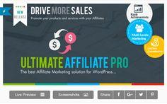 Ultimate Affiliate Pro WordPress Plugin: come creare una piattaforma di affiliazione su Wordpress e Woocommerce Scopri come creare campagne di affiliate marketing su Wordpress oppure come integrare un programma di affiliazioni sul tuo sito e-commerce con Woocommerce per aumentare le vendite dei