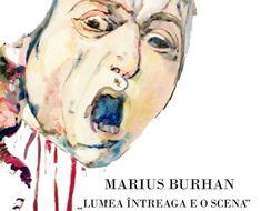 """Marius Burhan, cu expoziție de pictură la Galeria """"Artis"""" din Slatina Watercolor Tattoo, Temp Tattoo"""