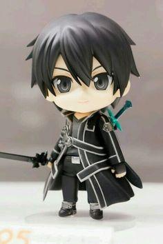 Kirito figurin