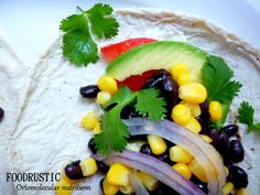 Foodrustic style mexican tacos..ñum!