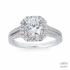 FJA4185 #FischerJewelryDesign #engagement